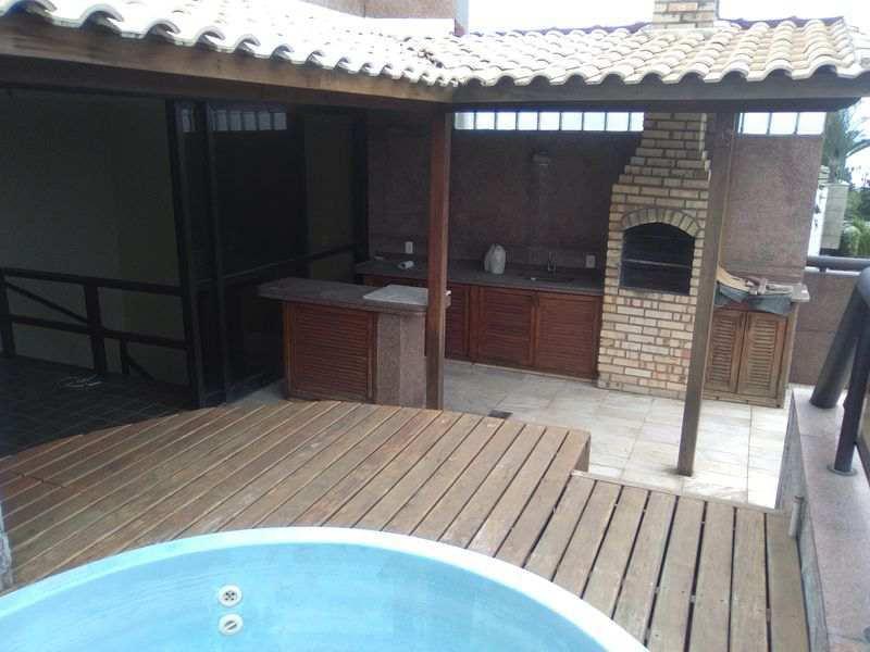 Cobertura à venda Avenida Afonso de Taunay,Barra da Tijuca, Rio de Janeiro - R$ 3.000.000 - 200 - 15
