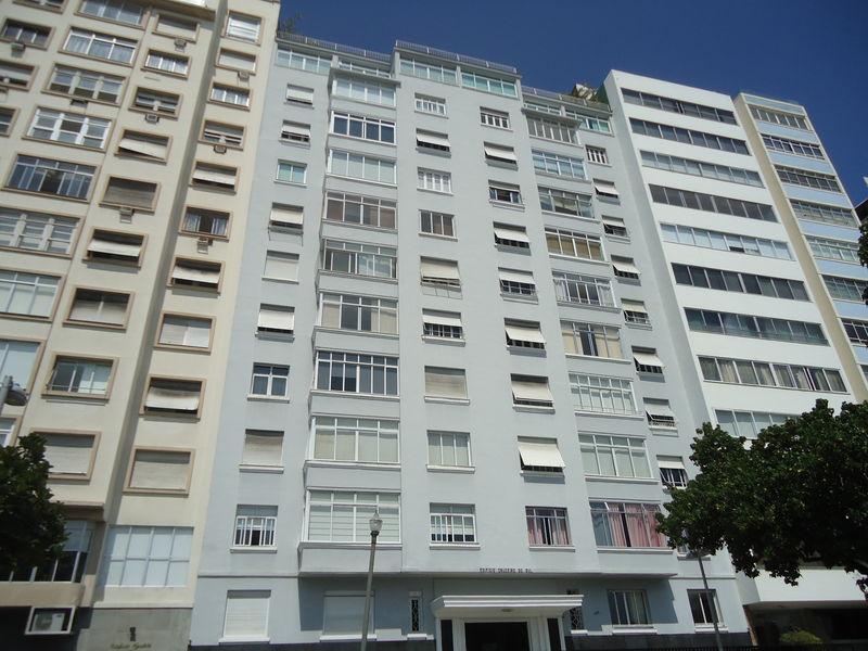 Apartamento PARA VENDA E ALUGUEL, Copacabana, Rio de Janeiro, RJ - 3119061923 - 3