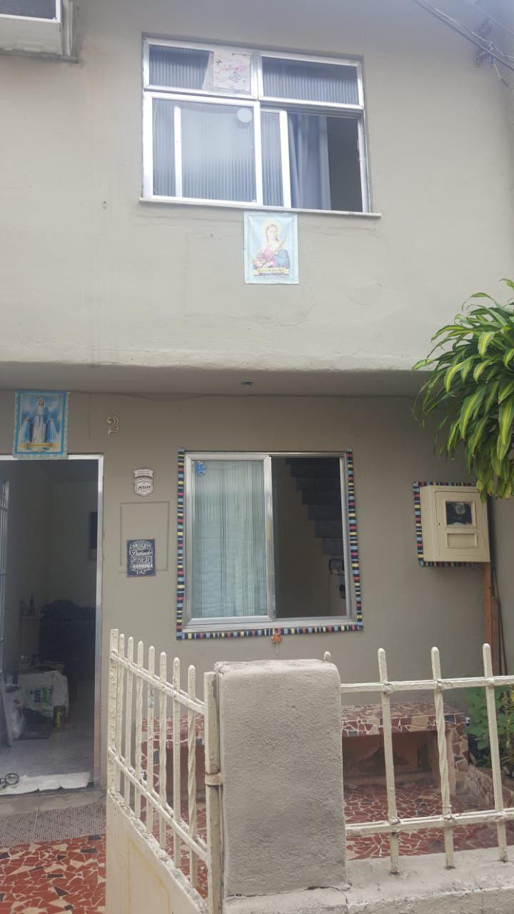Casa Para Alugar - Ramos - Rio de Janeiro - RJ - 250 casa - 3