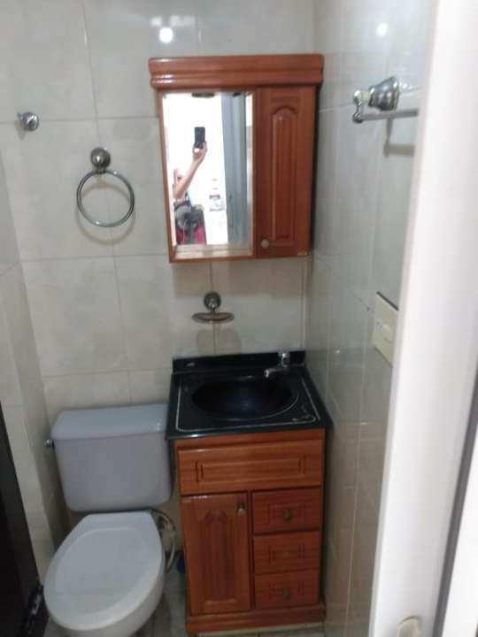 Apartamento para alugar Rua Professor Plínio Bastos,Olaria, Zona Norte,Rio de Janeiro - R$ 1.100 - 640 - 13