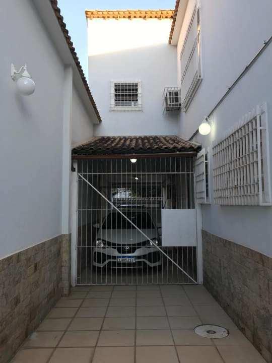 garagem - VENDA CASA SUPER LUXO 4 QTOS, PISCINA E CHURRASQUEIRA RAMOS - 179 - 3
