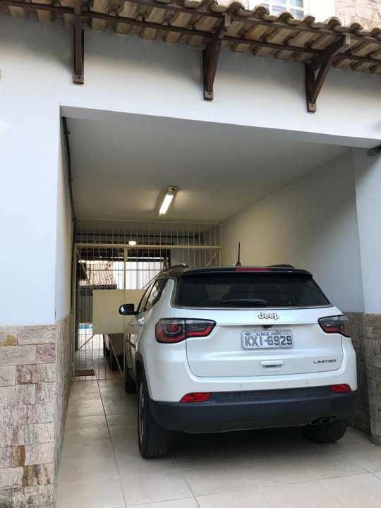 garagem - VENDA CASA SUPER LUXO 4 QTOS, PISCINA E CHURRASQUEIRA RAMOS - 179 - 4