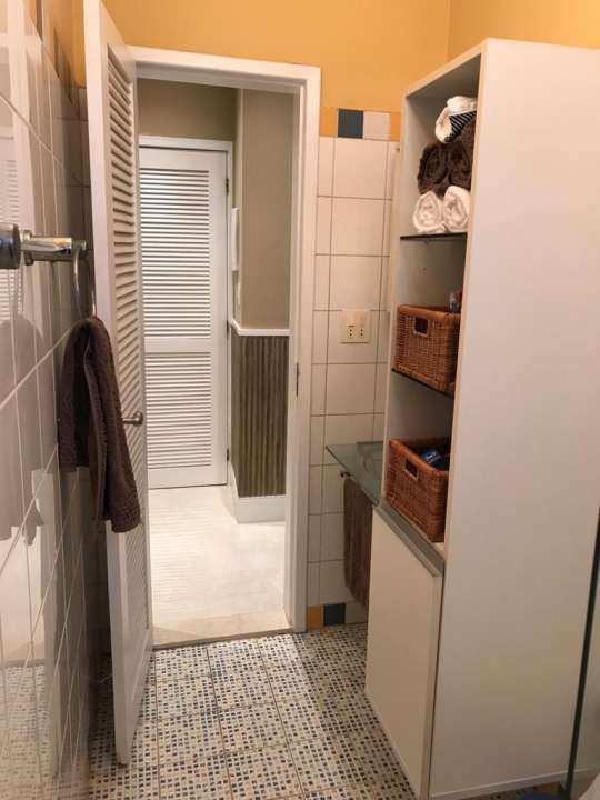 banheiro 1º andar - VENDA CASA SUPER LUXO 4 QTOS, PISCINA E CHURRASQUEIRA RAMOS - 179 - 17