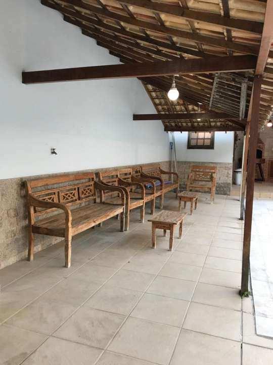 área externa - VENDA CASA SUPER LUXO 4 QTOS, PISCINA E CHURRASQUEIRA RAMOS - 179 - 47