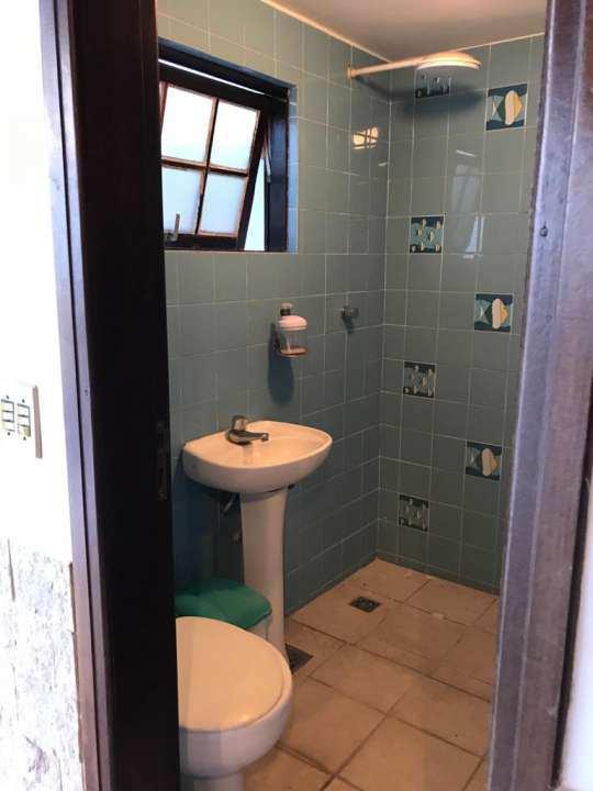 banheiro parte externa - VENDA CASA SUPER LUXO 4 QTOS, PISCINA E CHURRASQUEIRA RAMOS - 179 - 54