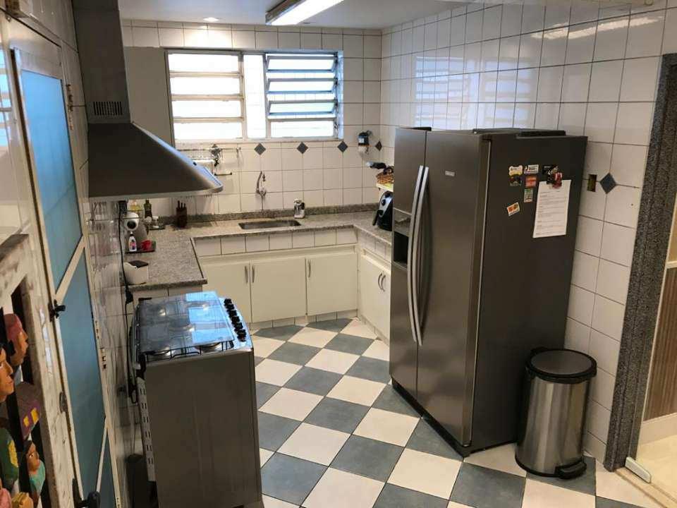 cozinha - VENDA CASA SUPER LUXO 4 QTOS, PISCINA E CHURRASQUEIRA RAMOS - 179 - 20